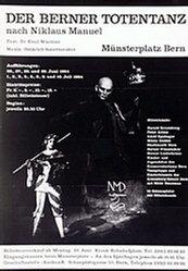 Anonym - Der Berner Totentanz