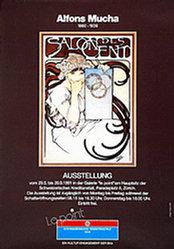 Anonym - Alfons Mucha