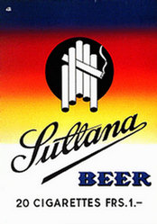Anonym - Sullana Beer Cigarettes