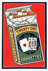 Kolff - Twenty one Cigarettes