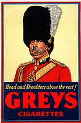 Day Glo - Greys Cigarettes