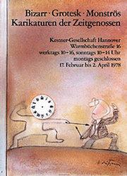 Francis André - Karikaturen der Zeitgenossen