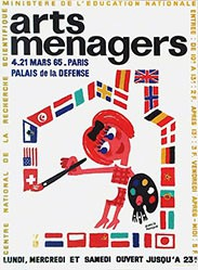 Bernard Françis - Arts Menagers
