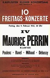 Anonym - Maurice Perrin