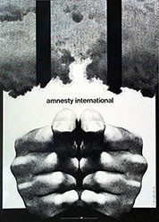 Cieslewicz Roman - Amnesty International