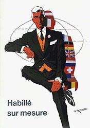 Fissman Hans - Habillé sur mesure