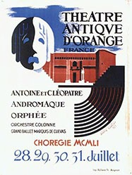Contier Pierre - Théâtre antique d'Orange
