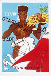 Bourgeois Fernand - Cavalcade Artistique