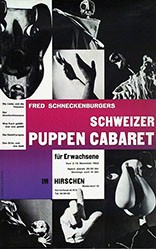 Wolgensinger Michael - Schweizer Puppen Cabaret