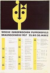 Anonym - Europäisches Puppenspiel