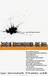 Grigiori Gigi - Festival internazionale del Jazz