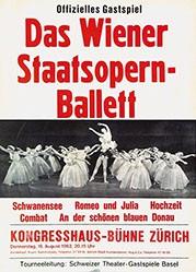 Anonym - Das Wiener Staatsopern-Ballett
