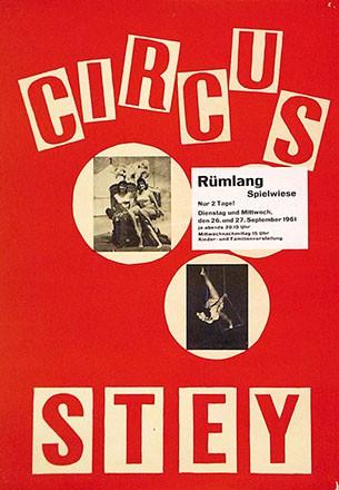 Anonym - Circus Stey