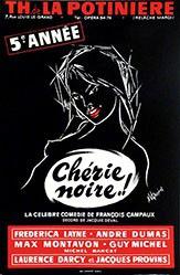 Anonym - Chérie noire