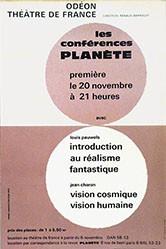Chapelot Pierre - Les Conférence Planète