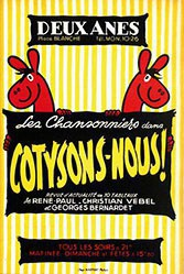 Anonym - Cotysons-nous!