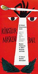 Butz Fritz - Künstlermaskenball
