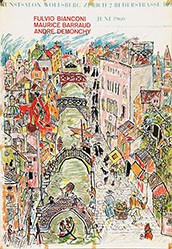 Bianconi Fulvio - Diverse Künstler