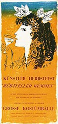 Carigiet Alois - Künstler Herbstfest