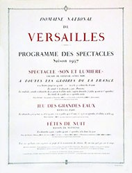 Anonym - Spectacles Versailles