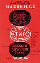 Jacno - Théâtre National Populaire