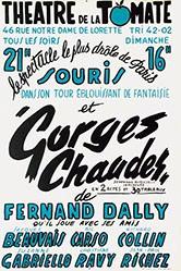 Anonym - Souris et Georges Chaudes