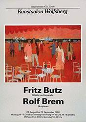 Butz Fritz - Ritz Butz / Rolf Brem