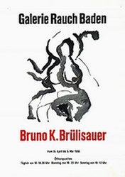 Anonym - Bruno K. Brüllisauer