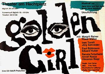 Ehrensperger Heini - Golden Girl