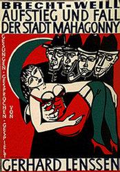 Naumann Hermann - Mahagonny