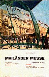 Anonym - Mailänder Messe
