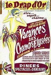 Trambours - Vacances aux Champs Elysées