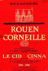Anonym - Rouen Corneille Festival