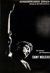 Anonym - Samy Molcho