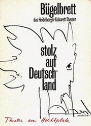 Rastorfer - Stolz auf Deutschland