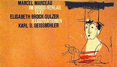 Geissbühler Karl Domenic - Marcel Marceau