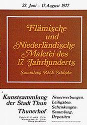 Kunz Marcel - Flämische und Niederländische Malerei