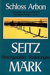Anonym - Seitz Hinterglasbilder