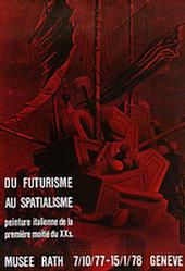Goetelen Patrick - Du futurisme au spatialisme