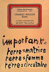 Anonym - Charles Rollier
