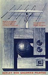 Geiser Roger Virgile - Reflet des Galeries-Pilotes