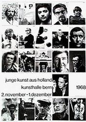 Flückiger Adolf - Junge Kunst aus Holland