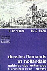 Anonym - Dessins flamandes et hollandais