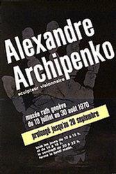 Sutter C. - Alexandre Archipenko
