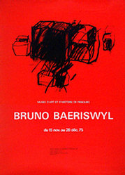Anonym - Bruno Baeriswyl