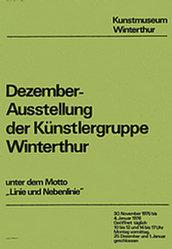 Anonym - Dezember-Ausstellung