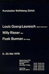 Anonym - Lauresch / Rieser / Burman