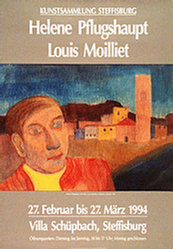 Linder Hans - Helene Pflugshaupt / Louis Moilliet