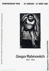 Kunz Marcel - Gregor Rabinovitch