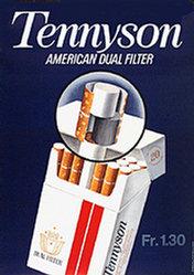 Anonym - Tennyson Cigaretten